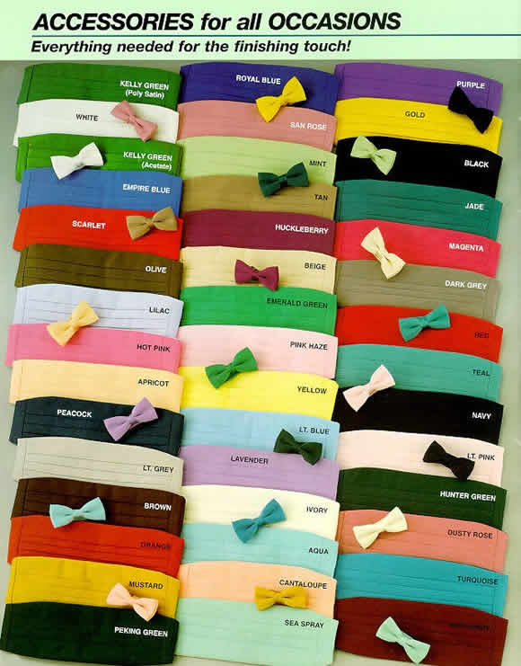 WHOLESALE BOW TIES